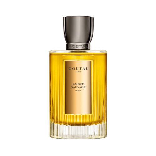 Ambre sauvage extrait de parfum