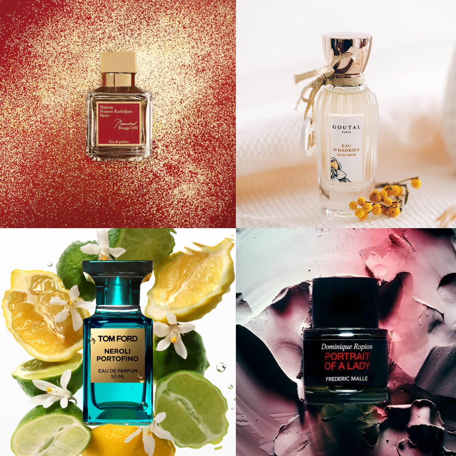 Parfums parfumerie de niche bordeaux