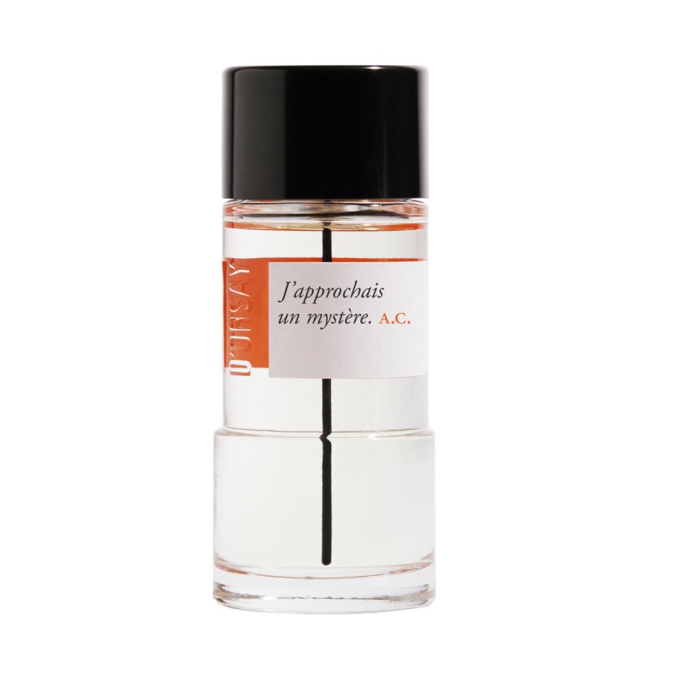 A.C. J'approchais un mystère eau de parfum D'Orsay