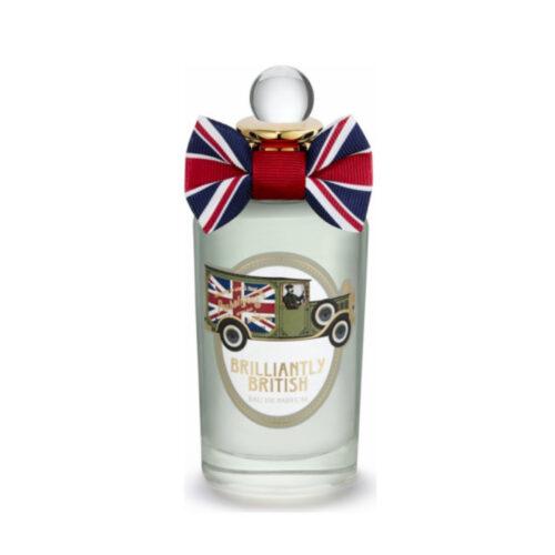 Brilliantly british